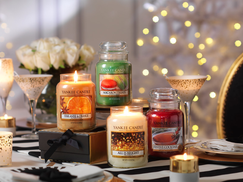 duftkerze festive cocktail 623g von yankee candle. Black Bedroom Furniture Sets. Home Design Ideas