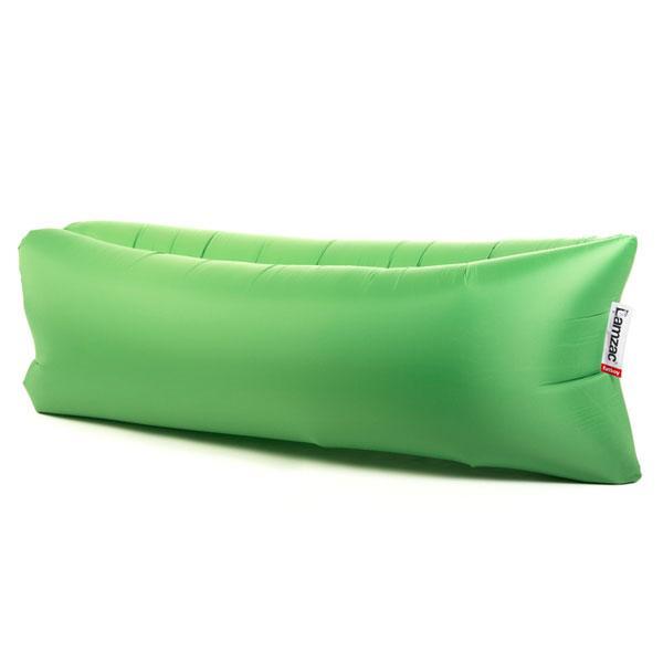 Fatboy outdoor sofa original lamzac grass green for Sofa hinchable lamzac