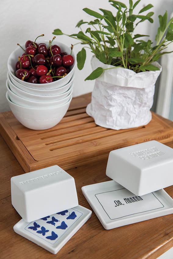 butterdose poesie et table butterfahrt klein von r der. Black Bedroom Furniture Sets. Home Design Ideas