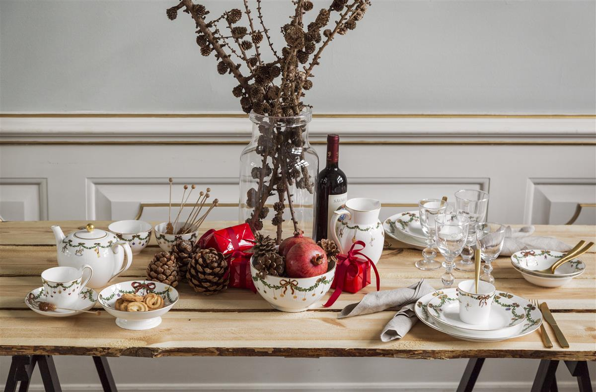 Royal Copenhagen Giesser Star Fluted Christmas, EUR 40,66