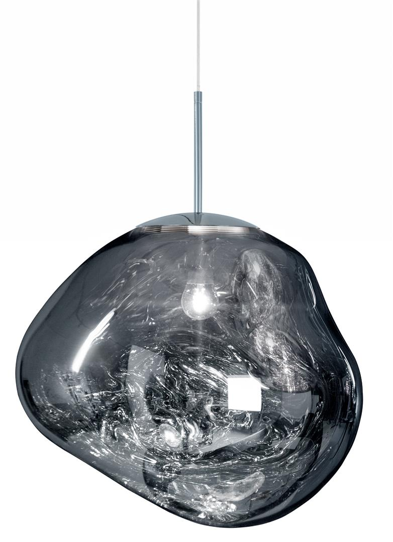tom dixon deckenlampe melt silber chrom eur 869 00. Black Bedroom Furniture Sets. Home Design Ideas