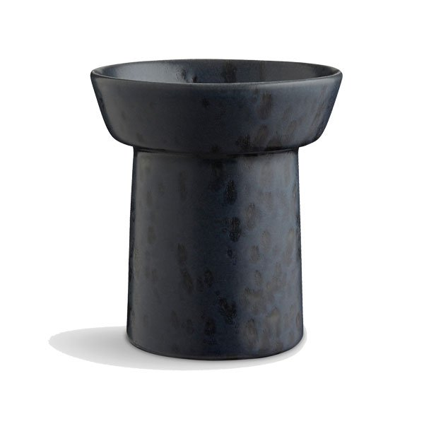 vase ombria moonlight blue klein von k hler design. Black Bedroom Furniture Sets. Home Design Ideas