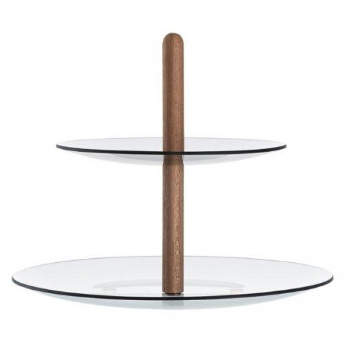 etagere castagna von leonardo. Black Bedroom Furniture Sets. Home Design Ideas