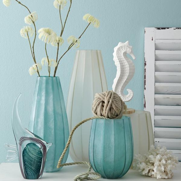vase ferrara t rkis von leonardo. Black Bedroom Furniture Sets. Home Design Ideas