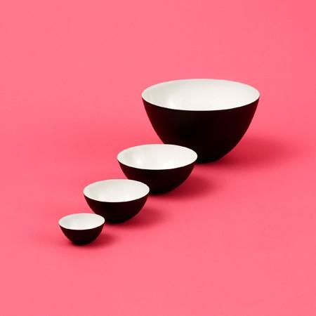 schale krenit gold 25cm von normann copenhagen. Black Bedroom Furniture Sets. Home Design Ideas