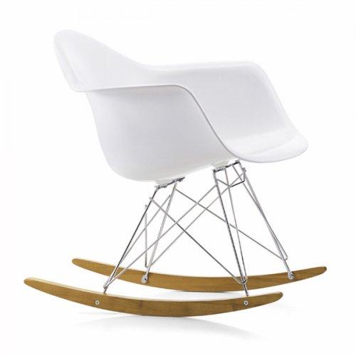 Vitra Miniatur Stuhl Eames RAR Schaukelstuhl