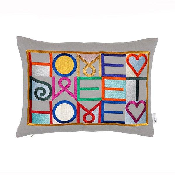 vitra kissen home sweet home eur 179 00. Black Bedroom Furniture Sets. Home Design Ideas