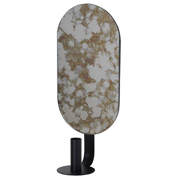 ferm living kerzenhalter coupled oval moos gr n eur 43 88. Black Bedroom Furniture Sets. Home Design Ideas