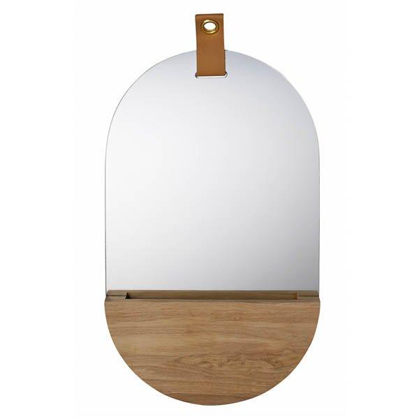 r der design spiegel sch ne aussichten oval eur 59 95. Black Bedroom Furniture Sets. Home Design Ideas