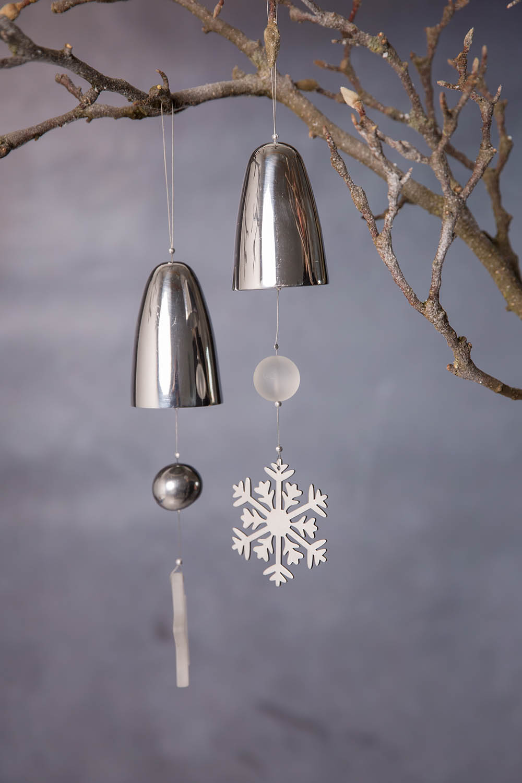 windglocke winterluft stern von r der design. Black Bedroom Furniture Sets. Home Design Ideas