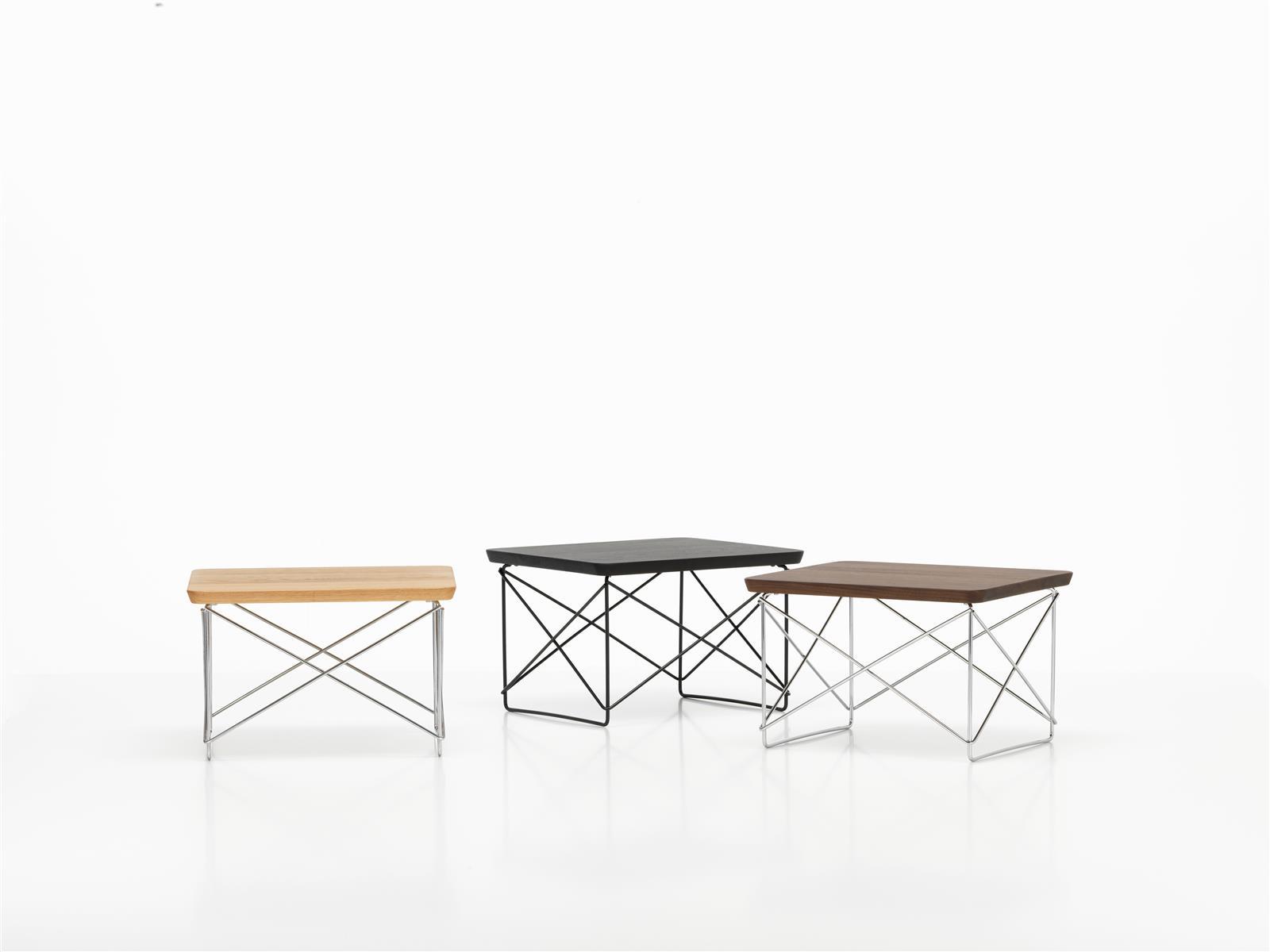 beistelltisch occasional table ltr eiche von vitra. Black Bedroom Furniture Sets. Home Design Ideas