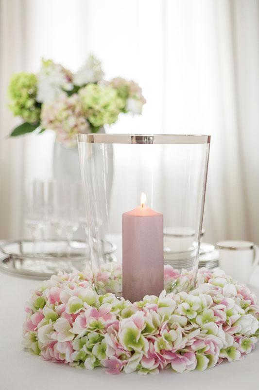 windlicht royal mit platinrand von fink. Black Bedroom Furniture Sets. Home Design Ideas