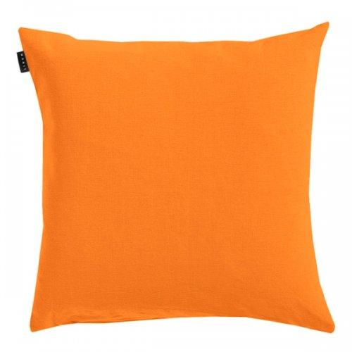 linum kissenh lle annabell orange 40x40cm eur 9 45. Black Bedroom Furniture Sets. Home Design Ideas