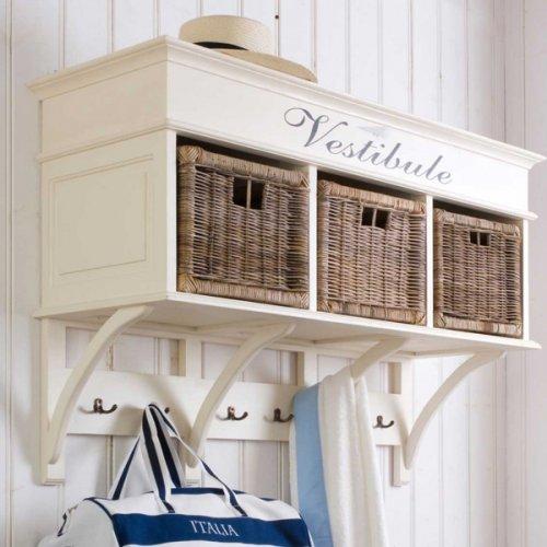 kleiderhaken garderobenhaken garderobe vestibule riviera maison. Black Bedroom Furniture Sets. Home Design Ideas