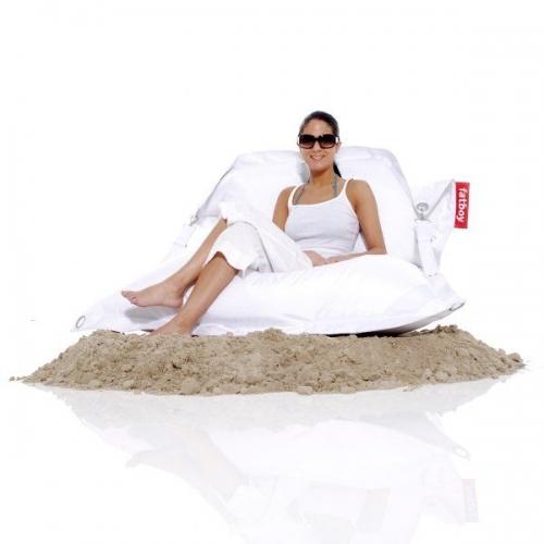 fatboy sitzsack buggle up wei. Black Bedroom Furniture Sets. Home Design Ideas