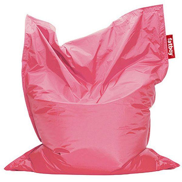 sitzsack fatboy pink grijzemuren. Black Bedroom Furniture Sets. Home Design Ideas