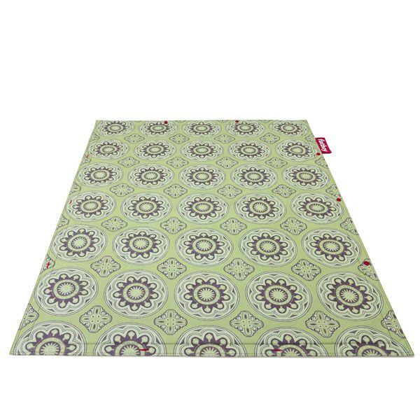 Teppich Flying Carpet Grün von Fatboy bei erkmann