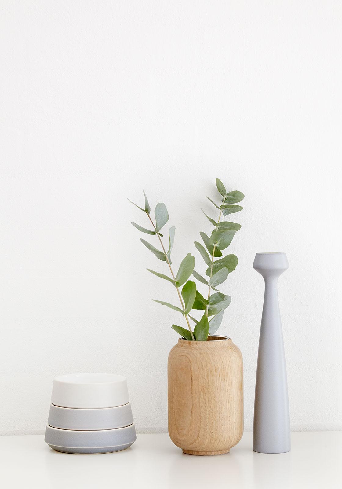 kerzenleuchter blossom rose ocean green von applicata. Black Bedroom Furniture Sets. Home Design Ideas
