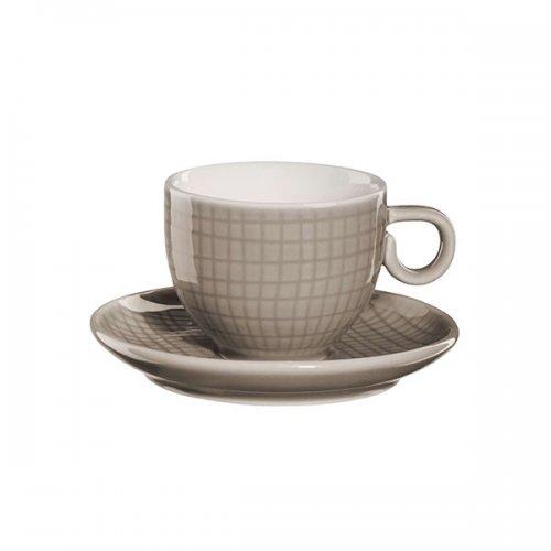 espressotasse mit untertasse voyage tonca von asa. Black Bedroom Furniture Sets. Home Design Ideas