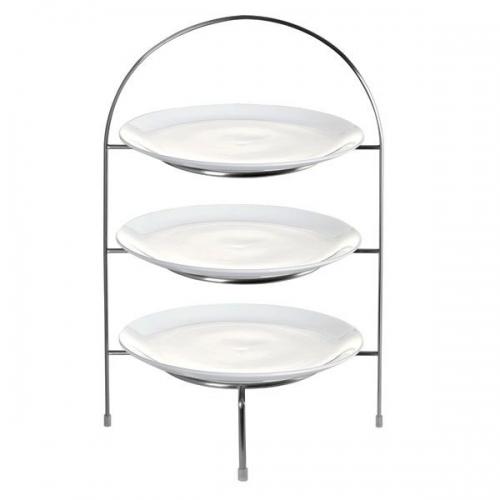 etagere a table f r speiseteller 3 stufig von asa bei erkmann. Black Bedroom Furniture Sets. Home Design Ideas