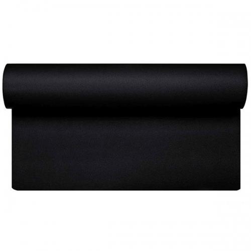 tischl ufer lederoptik schwarz von asa. Black Bedroom Furniture Sets. Home Design Ideas