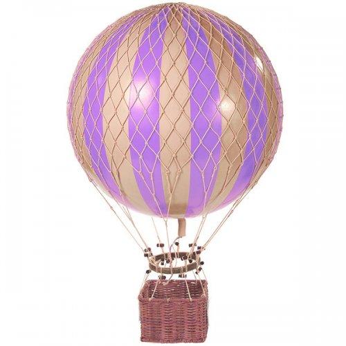 ballon travels light violett 8cm von authentic models. Black Bedroom Furniture Sets. Home Design Ideas