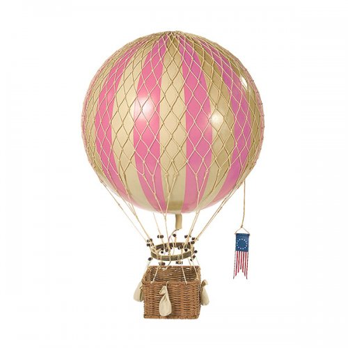 ballon royal aero pink 32cm von authentic models. Black Bedroom Furniture Sets. Home Design Ideas