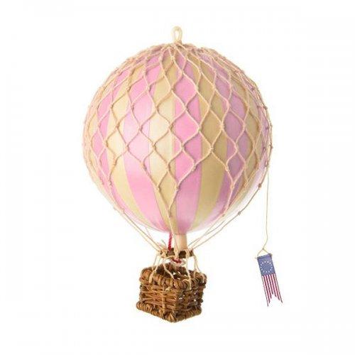 ballon travels light pink 18cm von authentic models. Black Bedroom Furniture Sets. Home Design Ideas