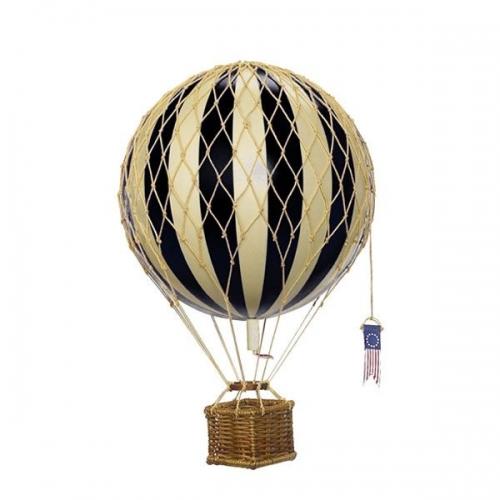 ballon travels light schwarz 18cm von authentic models. Black Bedroom Furniture Sets. Home Design Ideas