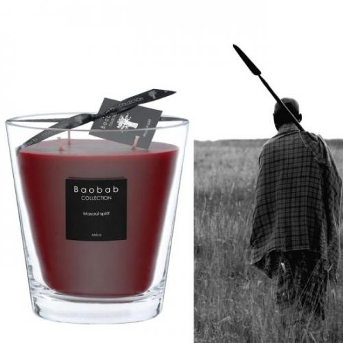 duftkerze all seasons masaai spirit max 16 1kg von baobab. Black Bedroom Furniture Sets. Home Design Ideas