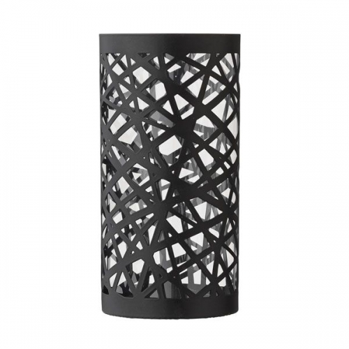 laterne schwarz gro von bloomingville bei erkmann. Black Bedroom Furniture Sets. Home Design Ideas