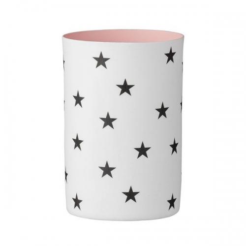 teelichthalter kleine sterne von bloomingville bei erkmann. Black Bedroom Furniture Sets. Home Design Ideas