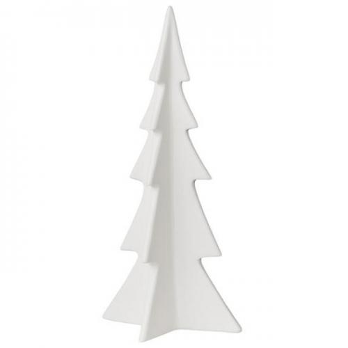 bloomingville weihnachtsbaum wei klein. Black Bedroom Furniture Sets. Home Design Ideas