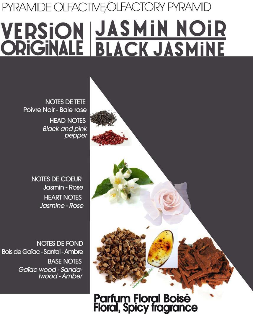 compagnie de provence pflege reiseset jasmin noir 4. Black Bedroom Furniture Sets. Home Design Ideas