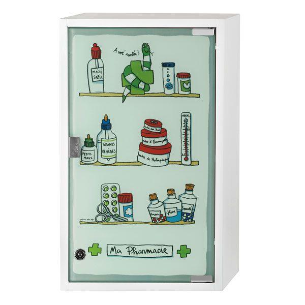 Medizinschrank Armoire 224 Pharmacie Gm Von Derriere La Porte