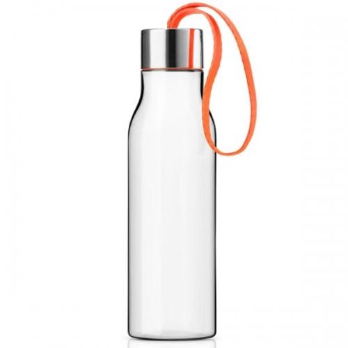 trinkflasche juicy orange von eva solo bei erkmann. Black Bedroom Furniture Sets. Home Design Ideas