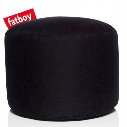 hocker point schwarz von fatboy. Black Bedroom Furniture Sets. Home Design Ideas