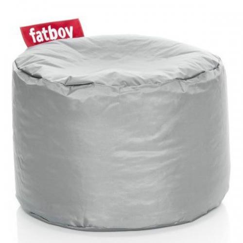fatboy hocker point silber. Black Bedroom Furniture Sets. Home Design Ideas