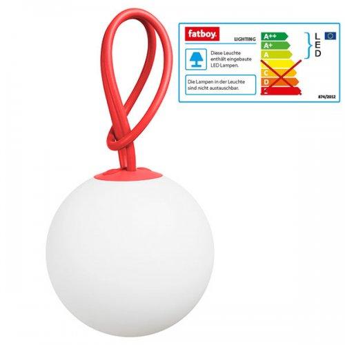 fatboy lampe bolleke red eur 79 95. Black Bedroom Furniture Sets. Home Design Ideas