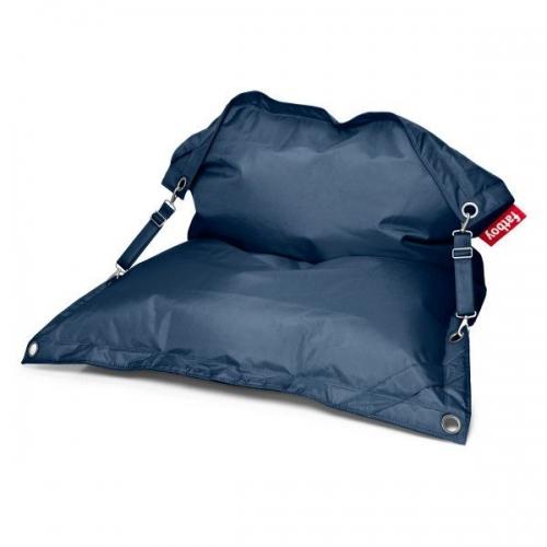 sitzsack buggle up dunkelblau von fatboy bei erkmann. Black Bedroom Furniture Sets. Home Design Ideas