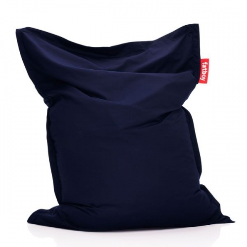 sitzsack original outdoor navy blue von fatboy bei erkmann. Black Bedroom Furniture Sets. Home Design Ideas