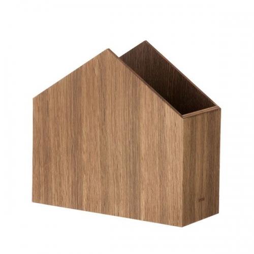 ferm living zeitschriftenst nder haus. Black Bedroom Furniture Sets. Home Design Ideas