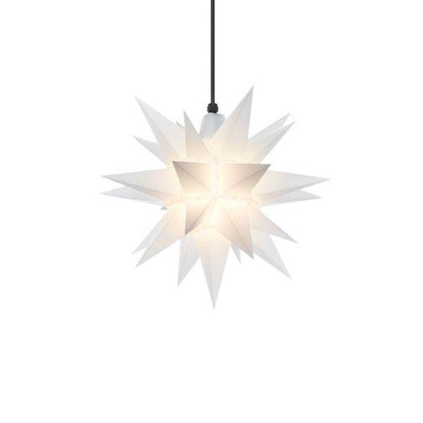 stern a4 kunststoff opal 40cm von herrnhuter bei erkmann. Black Bedroom Furniture Sets. Home Design Ideas