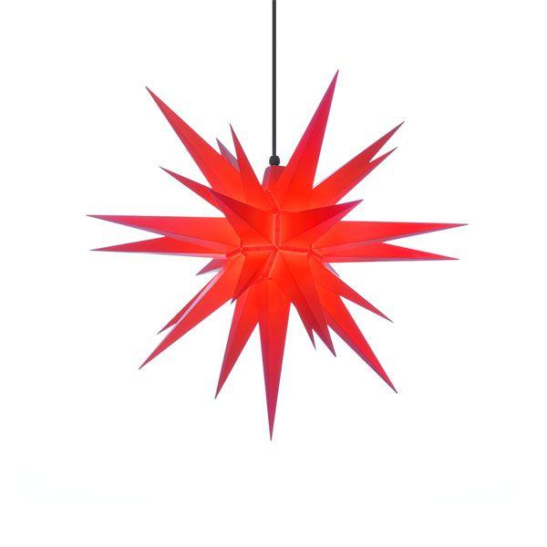 herrnhuter stern a7 kunststoff rot 68cm. Black Bedroom Furniture Sets. Home Design Ideas
