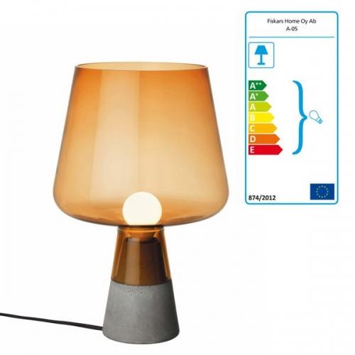 lampe leimu kupfer gro von iittala. Black Bedroom Furniture Sets. Home Design Ideas