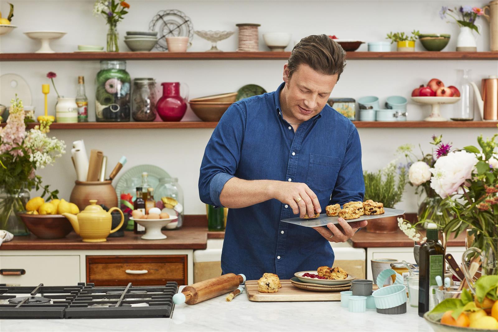 Mini Schalen-Set Terrakotta Al Forno von Jamie Oliver