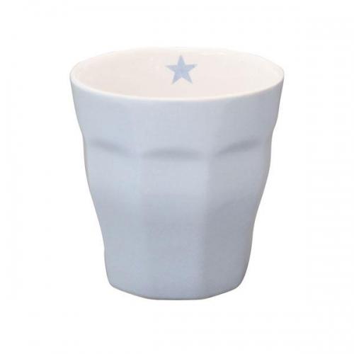 krasilnikoff becher latte macchiato hellblau. Black Bedroom Furniture Sets. Home Design Ideas