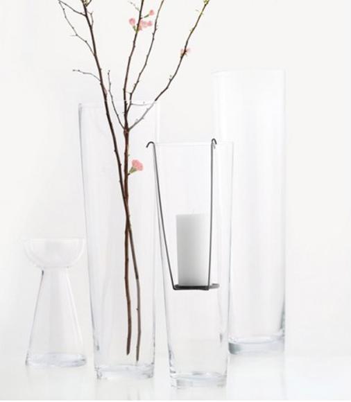 vase konisch 60 cm von leonardo. Black Bedroom Furniture Sets. Home Design Ideas