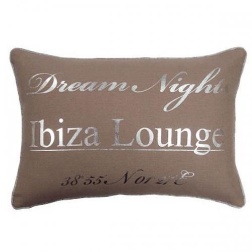 kissen ibiza dream nights beige von mars more. Black Bedroom Furniture Sets. Home Design Ideas