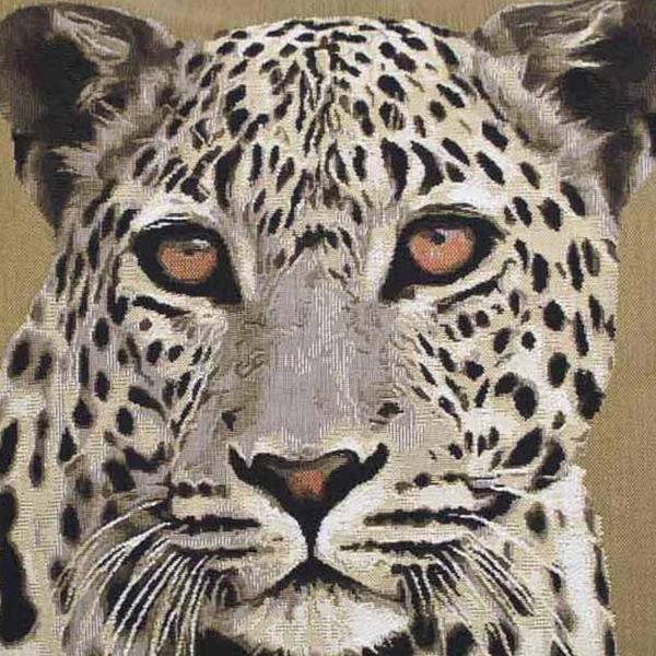 kissen leopard von mars more. Black Bedroom Furniture Sets. Home Design Ideas